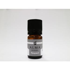 AO-IS-003 Aroma Oils (アロマ オイル) Respect ラベルカラー/グレー|dazzle-sp