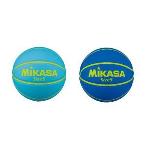 MIKASA(ミカサ) B530Y-MC ゴムバスケットボール5号 小学用 カラー/2色展開 メーカー取り寄せ 受注後在庫の有無連絡します|dazzle-sp