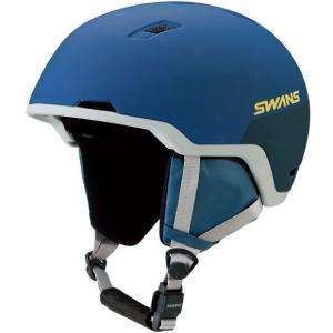 SWANSスノーヘルメット HSF-240  カラー:MNV色(マットネイビー) 、サイズ:M(53cm-57cm) 、L(58cm-61cm)、大人用|dazzle-sp