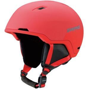 SWANSスノーヘルメット HSF-240  カラー:MR色(マットレッド) 、サイズ:M(53cm-57cm) 、L(58cm-61cm)、大人用|dazzle-sp