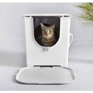 KTH100 Katch Litter Mat(キャッチリターマット) グレー色 猫用トイレ メーカー取り寄せ 受注後在庫の有無連絡します|dazzle-sp