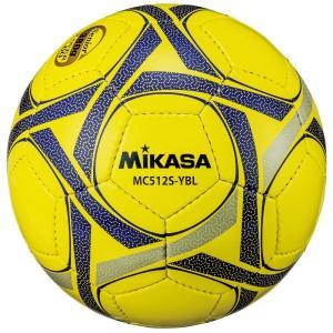 MIKASA(ミカサ) MC512S-YBL 軽量球5号(シニア/60歳以上) 380g カラー/イエロー×レッド メーカー取り寄せ 受注後在庫の有無連絡します|dazzle-sp