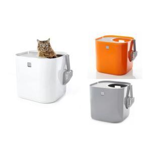 Modkat Litter Box(モデキャットリターボックス) 全3色 猫用トイレ メーカー取り寄せ 受注後在庫の有無連絡します|dazzle-sp