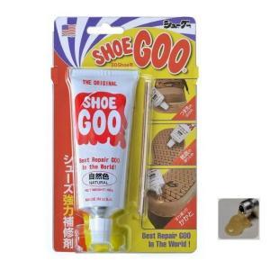 SHOE GOO シュー・グー かかと・靴底の補修剤 100g カラー/ナチュラル|dazzle-sp
