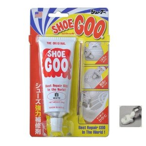 SHOE GOO シュー・グー かかと・靴底の補修剤 100g カラー/ホワイト|dazzle-sp