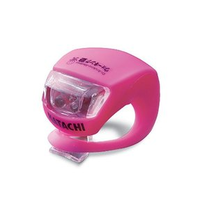 HATACHI(ハタチ) WH6100 ラージレンズLEDライト カラー/ピンク dazzle-sp