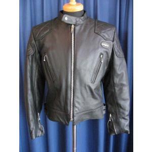80s DEAD STOCK Lewis Leathers 437 Phantom BLACK-5 80年代デッドストック ファントム ブラック#5|dbms