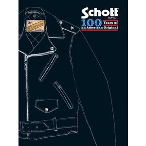 田中凛太郎写真集【Schott 100 Years of an American Original】|dbms