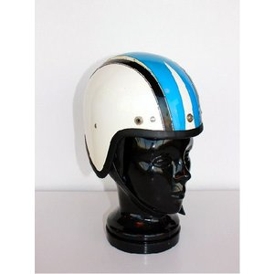 1960s Kangol COMET BLUE Flash dbms