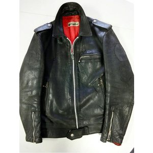 1960s Lewis Leathers Vintage Jacket ルイスレザーズ ヴィンテージジャケット|dbms