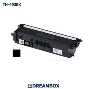 TN-493BK ブラックトナー 高品質リサイクル MFC-L8610CDW/L9570CDW HL-L8360CDW/L9310CDW対応 dbtoner