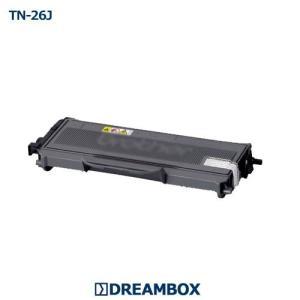 TN-26J 高品質リサイクルトナー   MFC-7340,MFC-7840W,HL-2140,HL-2170W等対応 dbtoner