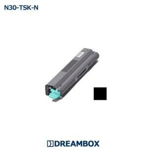 N30-TSK-N ブラック 高品質リサイクルトナー   SPEEDIA N3000,N3600,N3500等対応 dbtoner