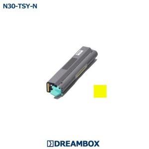 N30-TSY-N イエロー 高品質リサイクルトナー   SPEEDIA N3000,N3600,N3500等対応 dbtoner