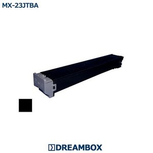 MX-23JTBA ブラックトナー 高品質リサイクル | MX-2310F/MX-2310FN/MX-2311FN/MX-2514FN/MX-2517FN/MX-3111F/MX-3112FN/MX-3114FN/MX-3117FN/MX-3611F/MX-3614FN|dbtoner