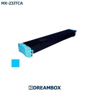 MX-23JTCA シアントナー 高品質リサイクル | MX-2310F/MX-2310FN/MX-2311FN/MX-2514FN/MX-2517FN/MX-3111F/MX-3112FN/MX-3114FN/MX-3117FN/MX-3611F/MX-3614FN|dbtoner