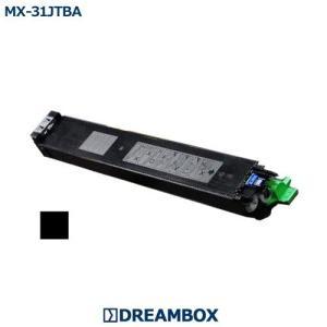 MX-31JTBA ブラックトナー 高品質リサイクル | MX-2301FN/MX-2600FG/MX-2600FN/MX-3100FG/MX-3100FN対応|dbtoner