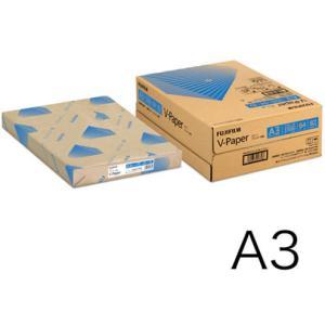 A3 コピー用紙 上質 紙厚:0.088mm 1,500枚 V-Paper 富士フイルム【国産紙】 dbtoner