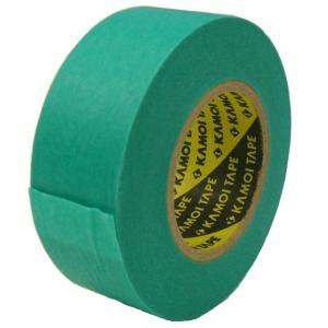 【紙テープ】1巻、カモイ マスキングテープミント、巾20mm×長18m|dc-lab