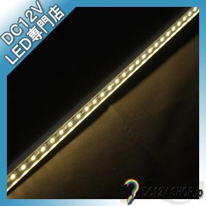 DC12V LEDバーライト(1m 72LED SMD5050 暖色系) dc12v-shop