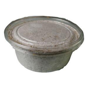 トレハ入り オオヒラタケ エノキ・クヌギ混合菌糸 プリンカップ 菌糸ビン 200cc 1個 C200M|dcats