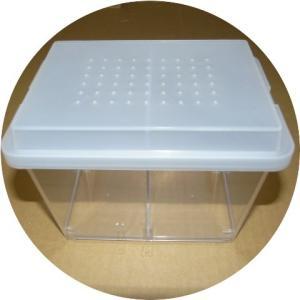 デジケース 昆虫飼育ケース 虫かご 水槽 HR-1 100個|dcats