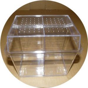 デジケース 昆虫飼育ケース 虫かご 水槽 HR-1G 90個|dcats
