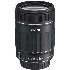 CANON EF-S18-135mm F3.5-5.6 IS カメラレンズ [レンズ]