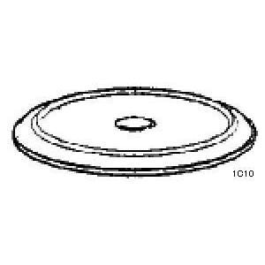 パナソニック A0601-1C10 [電子レンジ★オプション] [電子レンジ/オーブン両用丸皿]|dcc