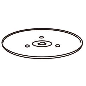 パナソニック A06015G10XN [電子レンジ★オプション] [皿(ガラス丸)245ミリ]|dcc