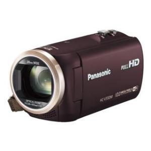 パナソニック HC-V550M-N [ピンクゴールド] デジタルハイビジョンビデオカメラ [ビデオカメラ]