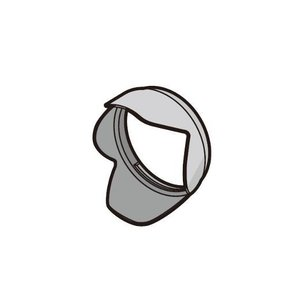 パナソニック VYC1113 [カメラオプション★] [レンズフード(1)]|dcc