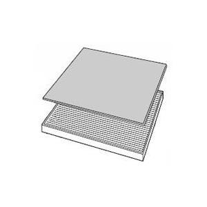 SHARP FZ-P25SF [空調機器フィルター] [集じんフィルター+脱臭フィルターセットFU-P25CX]