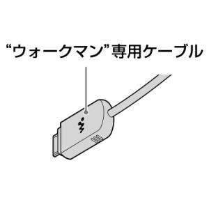2〜3営業日でお届けSONY 1-846-604-11 [AVケーブル] [【部品】接続ケーブル(ウォークマン専用ケーブル)]|dcc