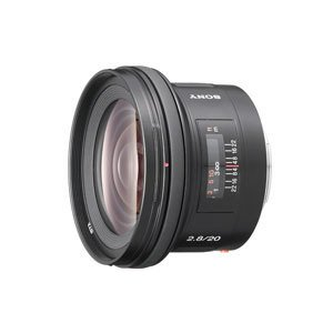 SONY 20mm F2.8 SAL20F28 20mm F2.8 [レンズ]