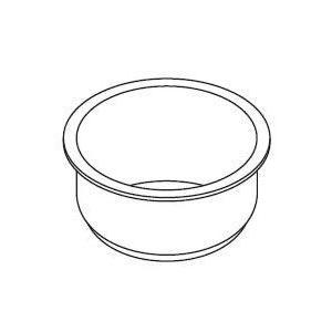 2〜3営業日でお届けTOSHIBA 320WW082 [炊飯器] [RC-10NY、RC-10VYA他対応剛熱鍛造厚釜 7mm]|dcc