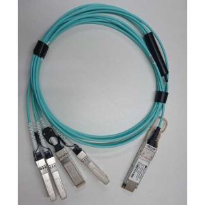 QSFP+/4SFP+ アクティブオプティカルケーブル 40G,OM3,3m[AOC-OM3-QSFP/4SFP+-03] dciwebstore