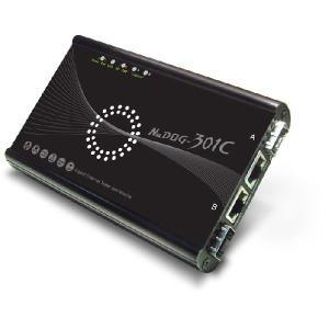 ギガビットネットワークトラヒックジェネレータ/タップ[NuDOG-301] dciwebstore