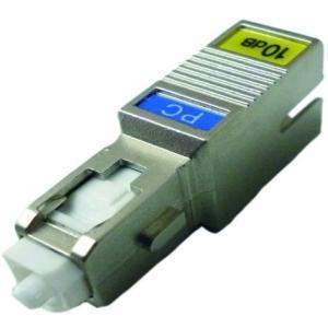 プラグ型光アッテネータ【SCオス/SCメス シングルモード(1310/1550nm、2波長)】 [ATT-S-PL-SC-5dB/ATT-S-PL-SC-10dB] dciwebstore