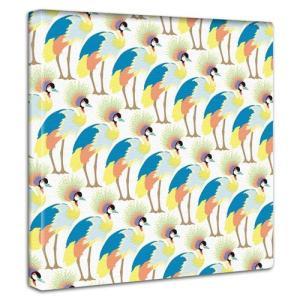 アートデリ 壁掛けインテリアにファブリックパネル 鳥 M/azo-0006 M|dcmonline