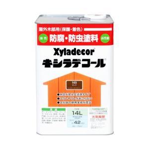 大阪ガスケミカル キシラデコール/14L チーク|dcmonline