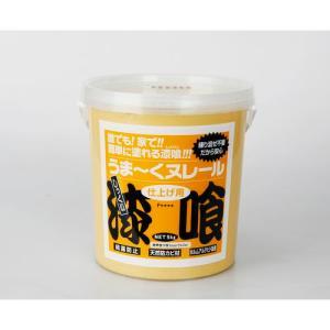 日本プラスター うま?くヌレール 5kg イエロー|dcmonline