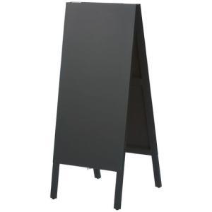ワールドクラフト A型黒板/WAB02BK ブラック