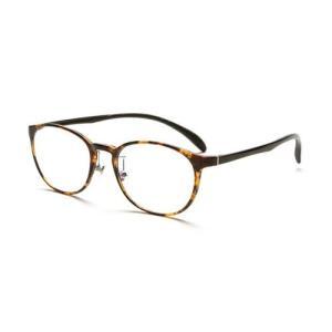 小松貿易 自分の目でピントを探すシニアグラス PINT GLASSES PG-809-TO(トータス)の商品画像|ナビ