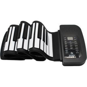 ★5000円以上で送料無料★ いつでもどこでも楽しめる!くるくる巻けて持ち運べるピアノ ●本体寸法:...