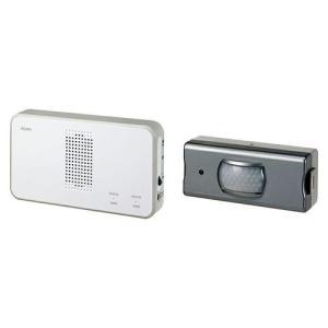 ELPA ワイヤレスチャイム センサーセット/EWS-S5033 セット