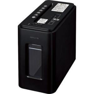 コクヨ デスクサイドマルチシュレッダー Silent-Duo/KPS-MX100D 黒