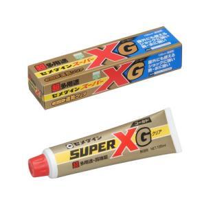 セメダイン 多用途接着剤 スーパーXG クリア 135ml