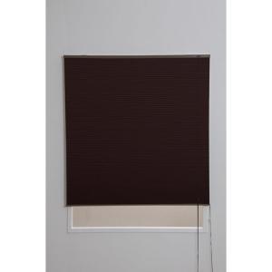 フルネス プレミアムハニカムシェード/彩 遮光タイプ 遮光ブラウン/60×135cm dcmonline