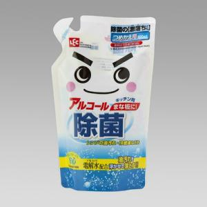 LEC 除菌の激落ちくん/つめかえ用 300ml 詰替え300ml